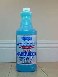 Woodwise Hardwood Floor Cleaner Concentrate by Woodwise Products