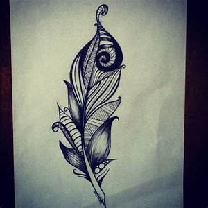 Feather Tattoo Designs Tumblr | fashionplaceface.com