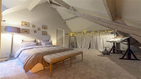 chambre avec poutres apparentes formidable deco chambre avec poutre apparente 6 poutres
