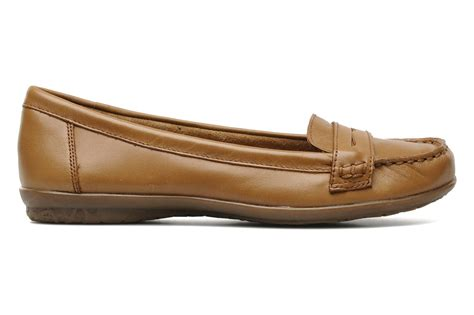 hush puppies ceil hush puppies ceil loafers in brown at sarenza co uk