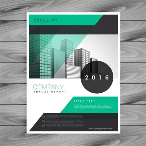 unternehmen business flyer brosch 252 re vorlage der kostenlosen vektor