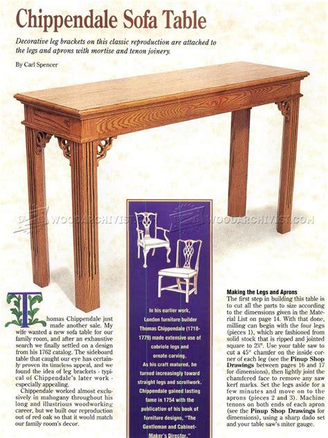 Narrow Sofa Table Plans by Narrow Sofa Table Plans Sofa Table Plans Superb For Home