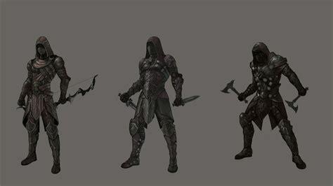 Outlaw Light Armor bug legs — Elder Scrolls Online