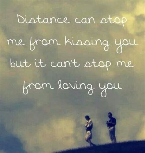 distance  stop   kissing     stop