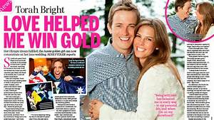 Torah Bright: Love helped me win gold! | Woman's Day