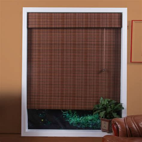 bamboo blinds lowes shades interesting outdoor bamboo shades lowes room