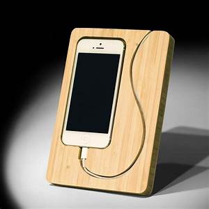 15 Creative Handmade iPhone and iPad Stands - Style Motivation