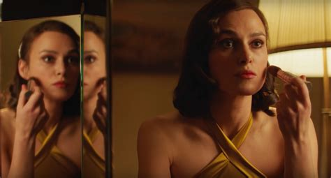 The Aftermath Trailer Keira Knightley Has A Post War