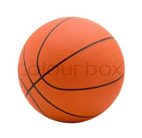 single floor plans for in basketball of orange on white background