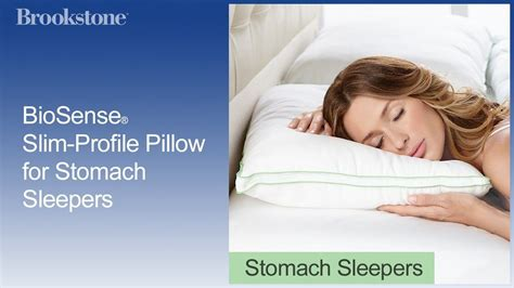 best pillow for stomach sleepers stomach sleeper pillow walmart pillow for stomach
