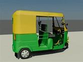 Rixa Taxi   DownloadFree3D.com