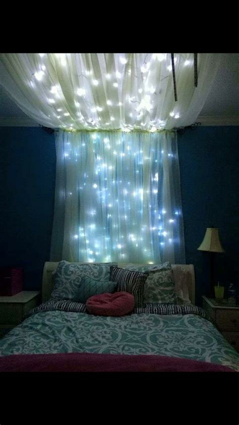 glamorous bedrooms on a budget decor pretty warm bedroom fairylights around trends and lights
