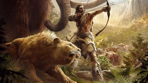 Far Cry Primal Wallpaper Hd Far Cry Primal Wallpapers In Ultra Hd 4k