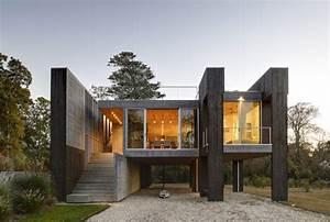 Gorgeous, Floodplain, Home, With, Unique, Architecture