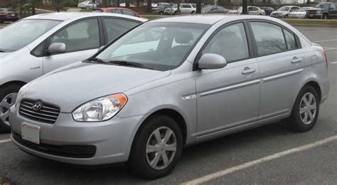 Hyundai Accent 2008 by 2008 Hyundai Accent Information And Photos Zombiedrive
