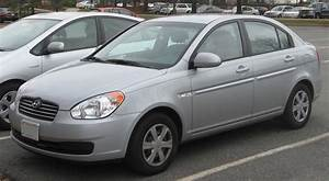 2008 Hyundai Accent - Information And Photos