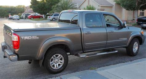 sell   toyota tundra sr crew cab pickup truck
