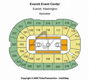 Angel Of The Winds Arena Seating Chart Xfinity Arena At Everett Tickets And Xfinity Arena At