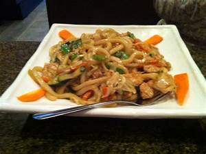 Chicken yaki udon noodles!! Delicious | Yelp