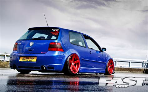 golf 4 r32 tuning tuned mk 4 vw golf r32 fast car