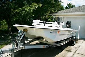 2013 Used Mako Pro 17 Skiff Fishing Boat For Sale