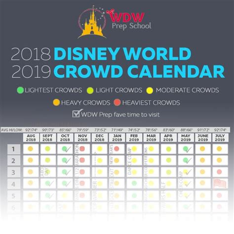 crowd calendar ideas pinterest disney crowd calendar