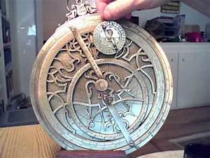 H35 Astrolabe and Calculating House Cusps - YouTube