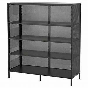 Bekant, Shelf, Unit, -, Black