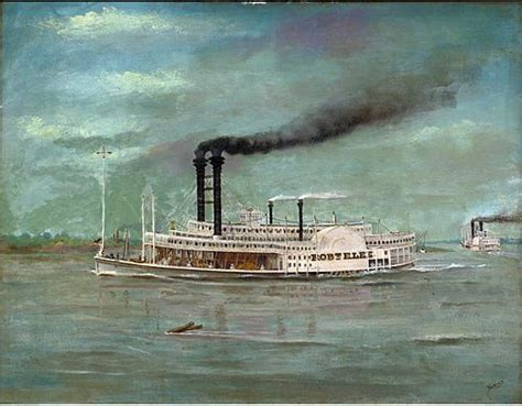Steam Boat Year by High School Engineering The Industrial Revolution
