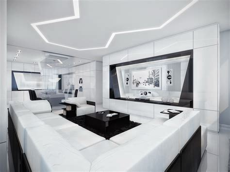 interior design ideas for your home black and white contemporary interior design ideas for