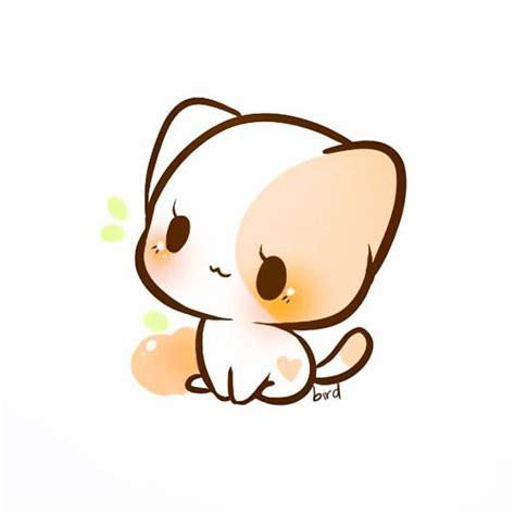 baby peaches nekoatsume cute chibis   cute