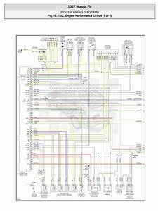 Honda Fit Engine Diagram