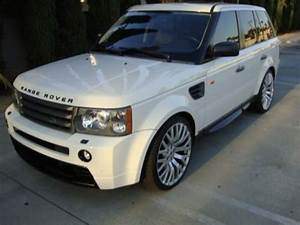 Buy Used 2008 Range Rover Sport Autobiography Package In