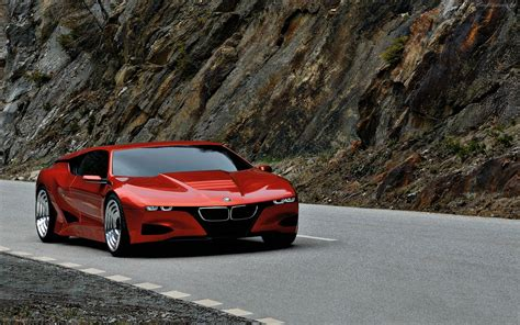 Bmw M1 Homage Concept Car Widescreen Exotic Car Pictures
