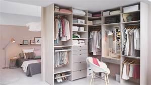 Chambre Dressing : meubles de rangements dressings cuisinella ~ Voncanada.com Idées de Décoration