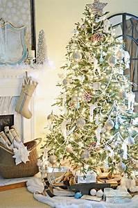30, Beautiful, Christmas, Tree, Garland, Decoration, Ideas, -, Christmas, Celebration
