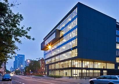 Office Building Street Grupa Architekci Architecture Grzybowska