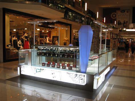 jewelry mall kiosk displays  kaylas body jewelry