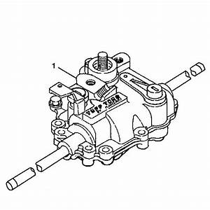 John Deere Transmission Assembly