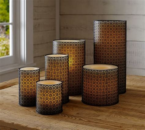 pottery barn candles moroccan candle sleeve pottery barn