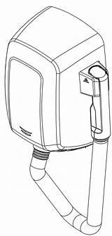 Dryer Hair Getdrawings Drawing sketch template