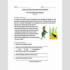 English Worksheets  Reading Worksheets
