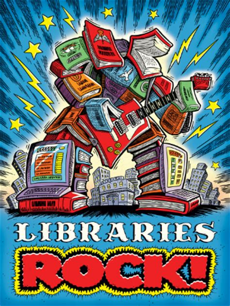 Image result for library rocks 2018