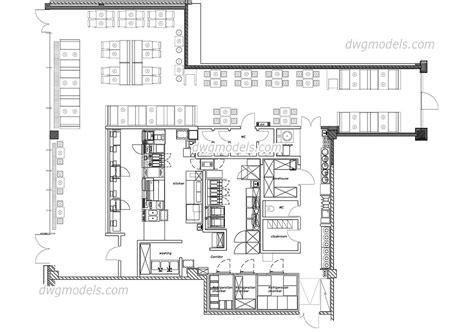 best 40 fast food restaurant floor plans design