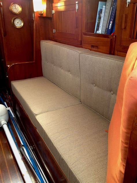 Leather Boat Cushions by Best 25 Replacement Cushions Ideas On