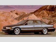 1995 Chevrolet Caprice Review