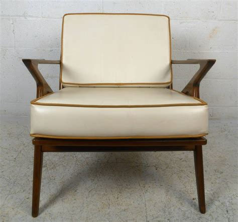 mid century modern poul style z chair at 1stdibs