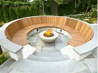 outdoor fire pit design Magical Outdoor Fire Pit Seating Ideas & Area Designs