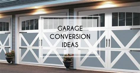 Here are a few ideas of ways to convert your garage. 9 Extraordinary Garage Conversion Ideas You've Never ...