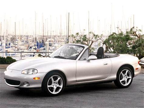 2003 Mazda Miata by 2003 Mazda Mx 5 Miata Ls Convertible 2d Used Car Prices